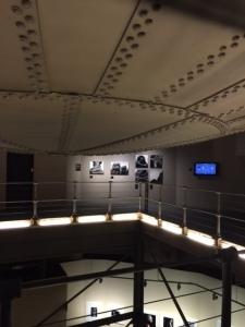 Cúpula interior exposició