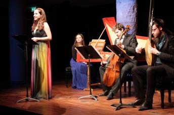 Anna Alàs - Concert de cambra. Març 2013
