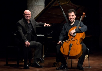 Oscar Alabau i Albert Guinovart - Concert duet. Temporada 14-15