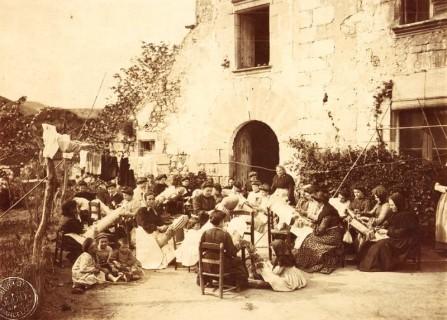 Puntaires d'Arenys de Munt, 1906