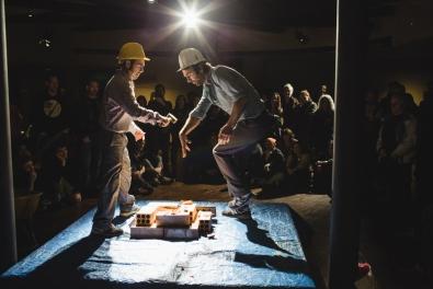 Ernesto Collado i Piero Steiner, Constructivo © Pablo Ricciardulli