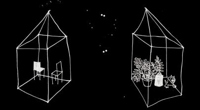 Il·lustració d'Alícia Vogel per PedreraArtlab