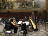 """Estrena del projecte final """"Arpa Impressionista"""" al Paranimf UB"""