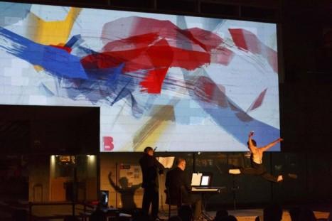 Projecte Banda Sonora Visual. ©Xavi Bové i Lúdic3