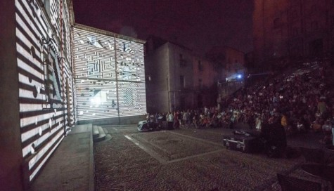Festival Internacional de Mapping de Girona. ©FIMG