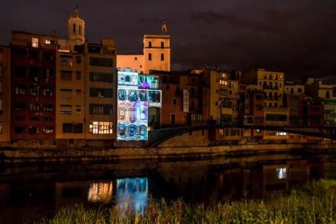 Festival Internacional de Mapping de Girona.